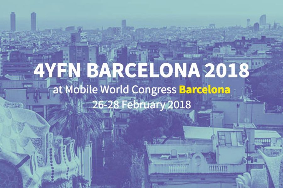 New Youbiquo Talens Holo at 4YFN Barcelona 2018. Save The Date!