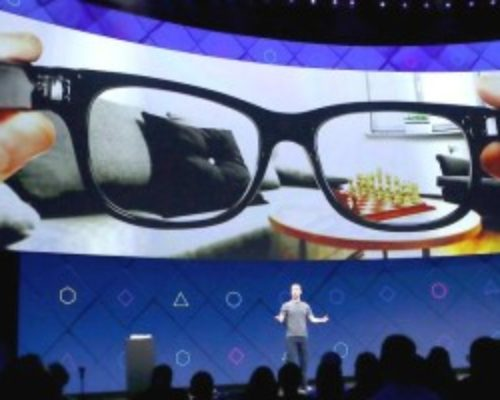 Big News from Facebook Advertising – AR is coming to Brands!