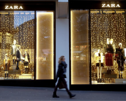 Zara Launches Augmented Reality Experience