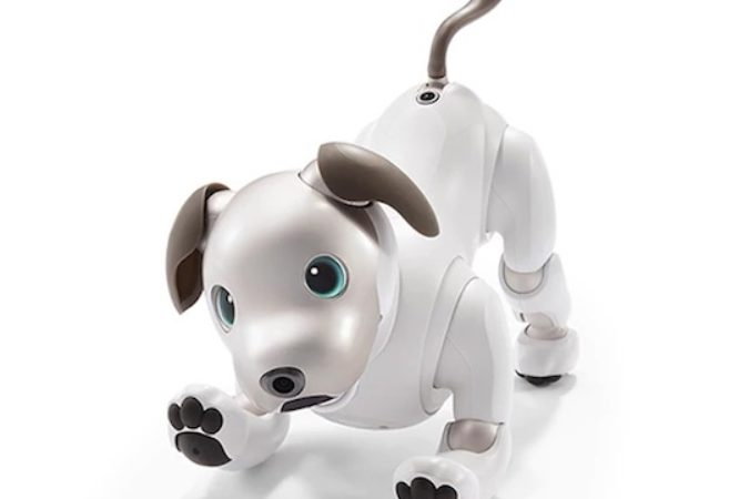 FIDO 3.0? Sony sells thousands of Aibo Dog Bots
