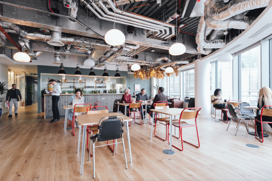 Co-working Space? L'impresa del futuro parte da qui.