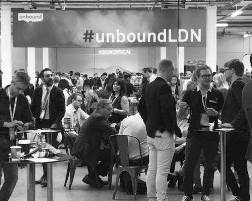 Unbound Innovation Festival in London, Get On Board!