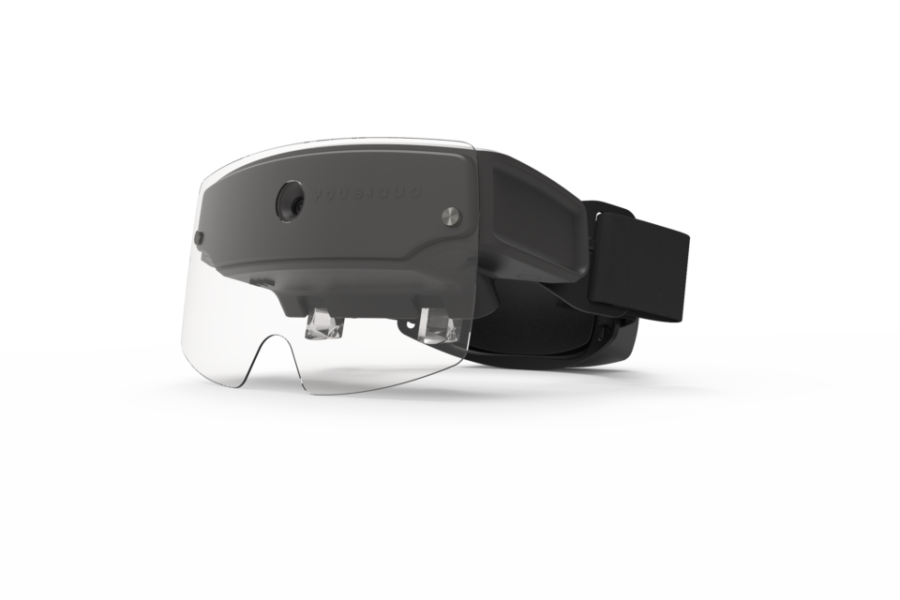 Talens Holo, Enterprise Work Safe and Effective with New YOUBIQUO Smart Glasses