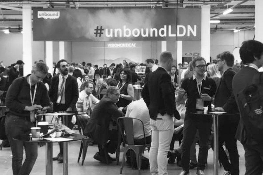 Unbound Innovation Festival in London, Get On Board!