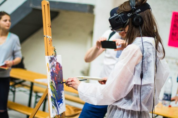 What if VR could support Learning Processes? – Educational Possibilities Through VR